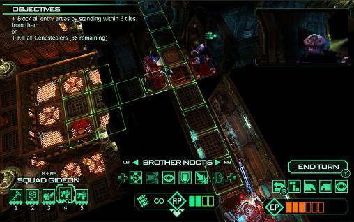Strategiespiele Space hulk für das Smartphone