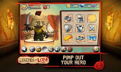 Arcade Legends of Loot for smartphone