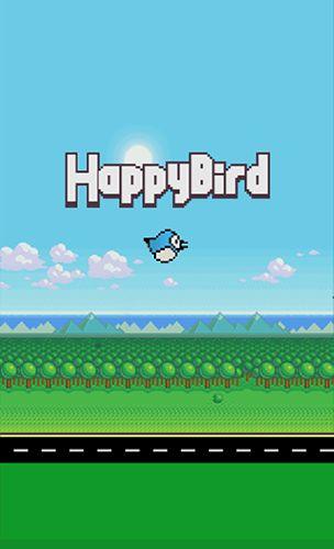Happy bird Symbol