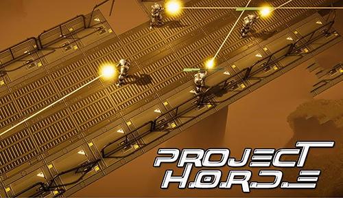 Project H.O.R.D.E Screenshot
