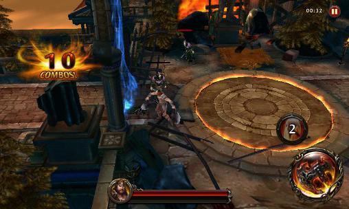 Eternity warriors 4 captura de tela 1