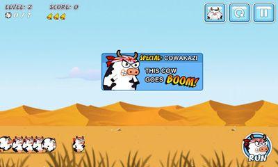 Cowaboom captura de tela 1