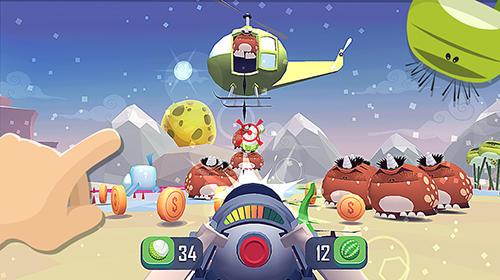 Arcade-Spiele Minion shooter: Smash anarchy für das Smartphone