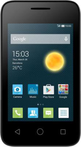Alcatel PIXI 3 4009D apps