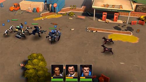 Online Strategiespiele Hero Z: Survival evolved auf Deutsch