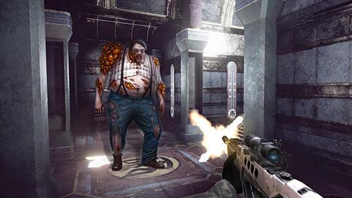 Zombie Shooter Alive rules: Fire on auf Deutsch