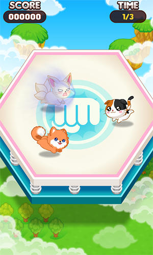 Arcade-Spiele Animal Judy: Nine-tailed fox care für das Smartphone