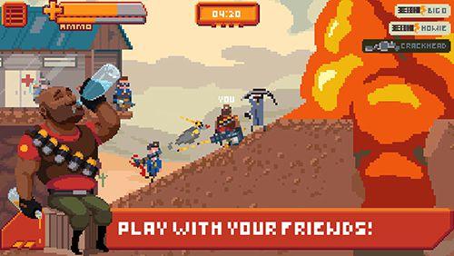 Arcade-Spiele: Lade Gangfort auf dein Handy herunter