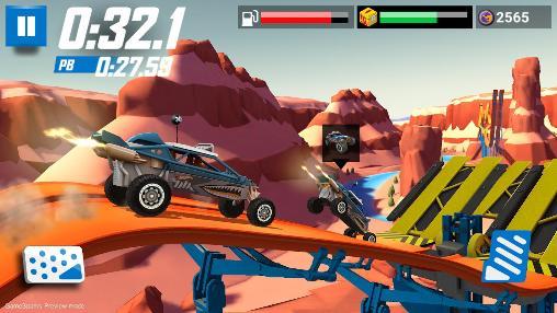 Hot Wheels: Race Off für iPhone