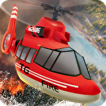 Fire helicopter: Force 2016 icono