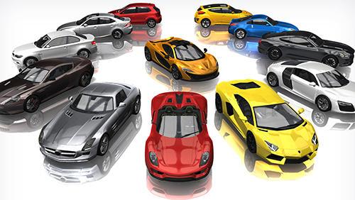 Overtake: Traffic racing capture d'écran 1