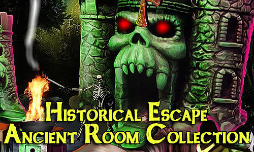 Historical escape: Ancient room collection Symbol