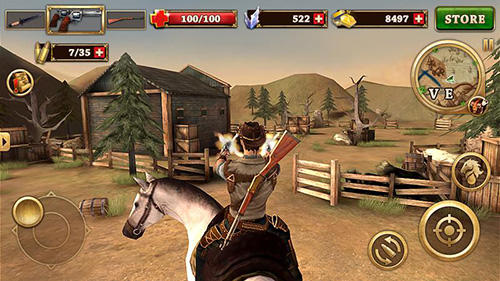 West gunfighter para Android