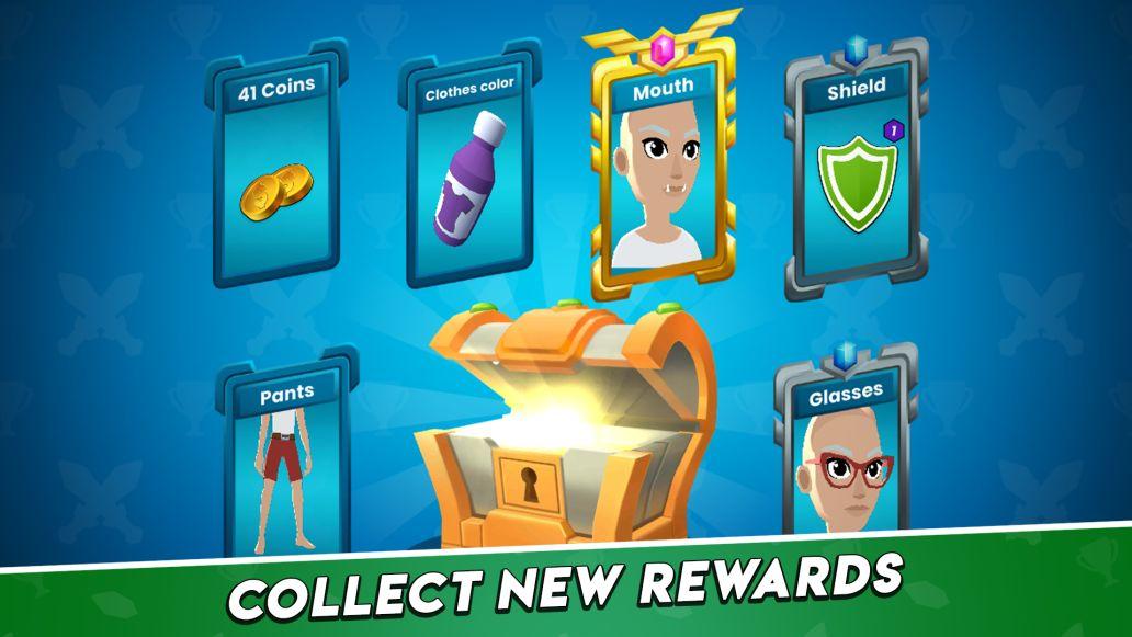 Escape Legends screenshot 1