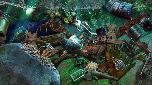 Adventure Sea of lies: Leviathan reef for smartphone