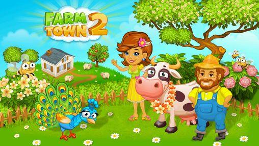 Farm town 2: Hay stack icon