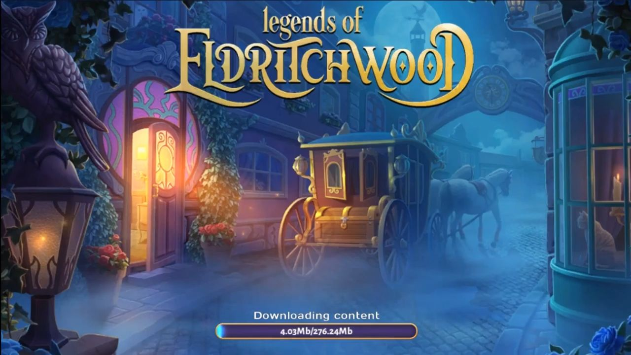 Legends of Eldritchwood screenshot 1
