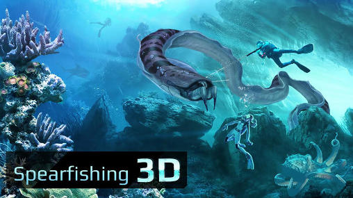 Spearfishing 3D Screenshot