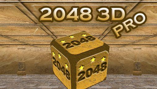 2048 3D图标