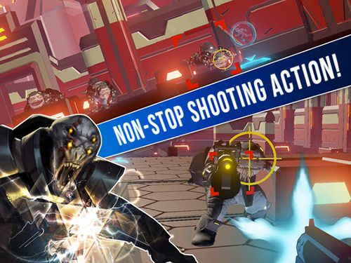 Shooter games Midnight Star: Renegade in English