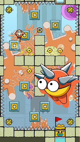 Arcade Swing king and the temple of bling für das Smartphone
