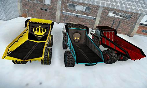 Mountain mining: Ice road truck für Android