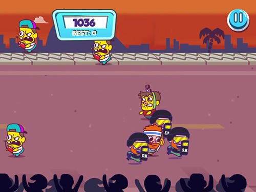 Keep it burning! The game für Android