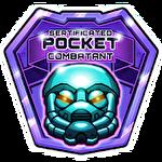 Pocket combat Symbol