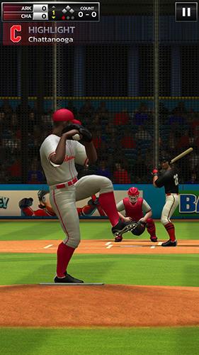 Baseball megastar für Android