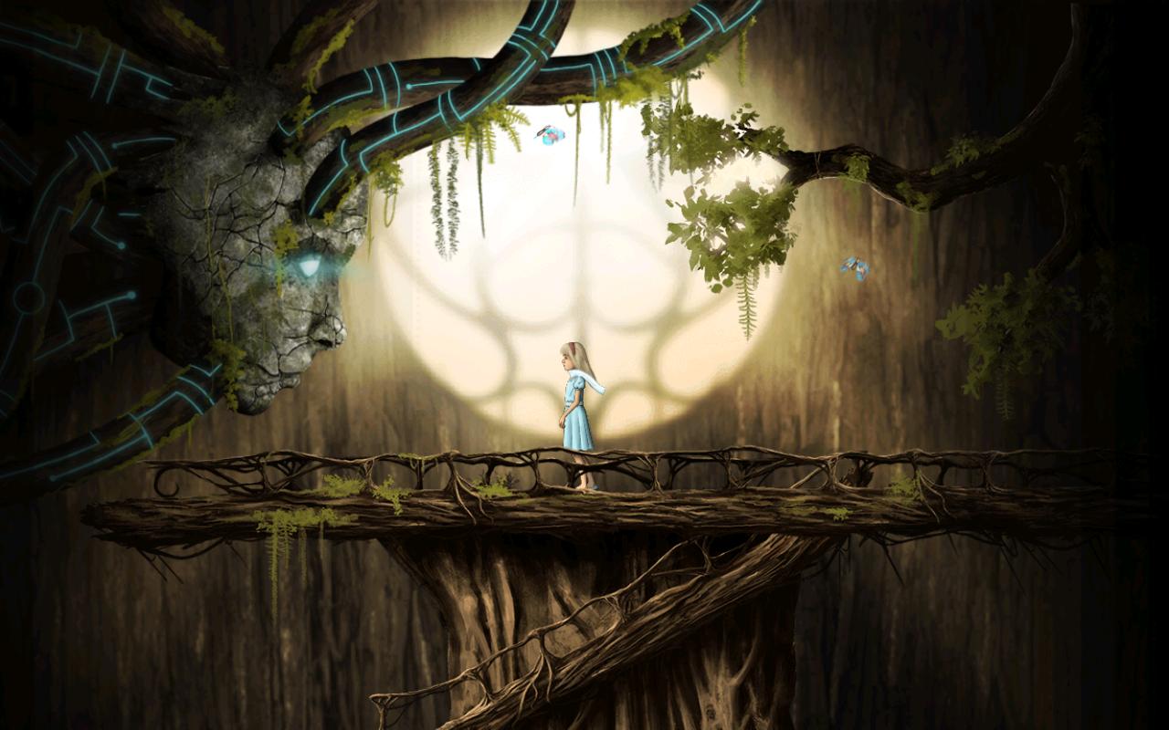 Lucid Dream Adventure 2 - Story Point & Click Game captura de tela 1