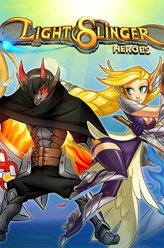 Lightslinger heroes: Puzzle RPG скриншот 1