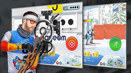 Biathlon mania für Android