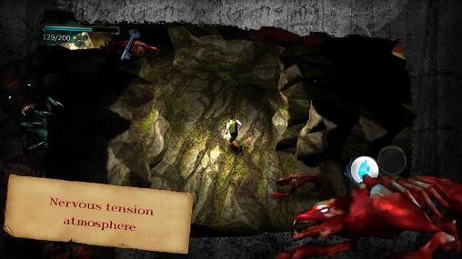 Tomb labyrinth screenshot 1