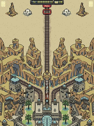 Screenshot Symmetrain on iPhone
