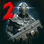 Zombie shooter world war star battle gun 3D FPS 2 icono