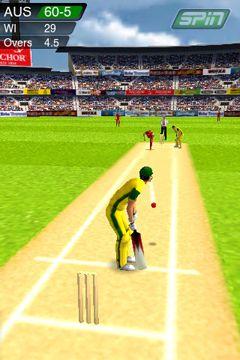 Sport: Lade Cricket - Spiel auf dein Handy herunter