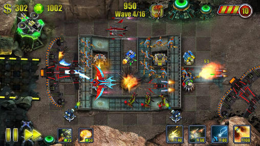 Moon tower attack für Android