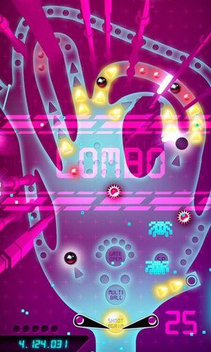 Quantic pinball auf Deutsch