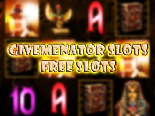 Givemenator slots: Free slotsіконка
