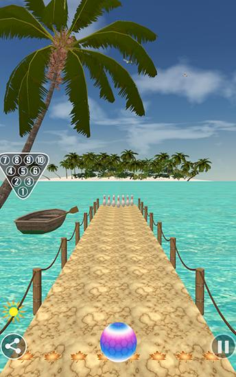 Bowling paradise 2 pro скриншот 2