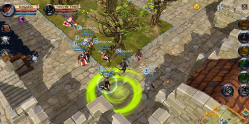 Albion online para Android