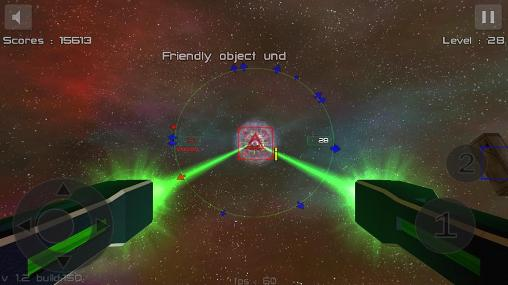 Gunner: Free space defender screenshot 1