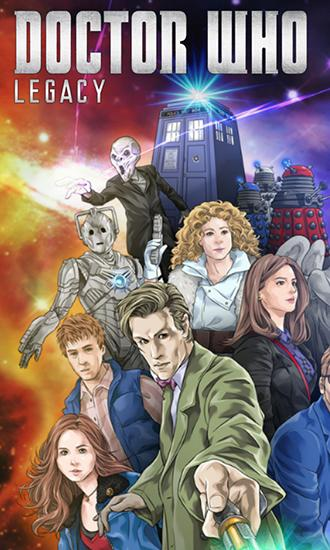 Doctor Who: Legacy captura de pantalla 1