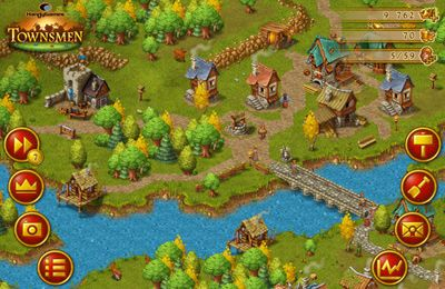 Townsmen Premium in Russian