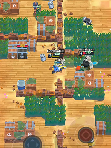 Notorious 99: Battle royale für Android