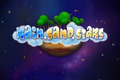 Rain, sand, stars Screenshot