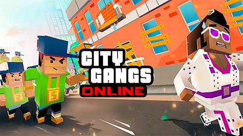 City gangs: San Andreas截图