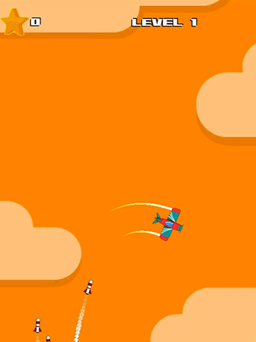 Plane dodge and go! Pilot stars für Android