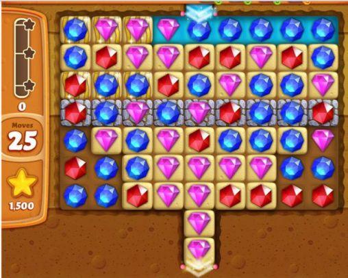 Diamond digger: Saga für Android