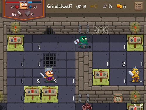 Dungeon park heroes Screenshot